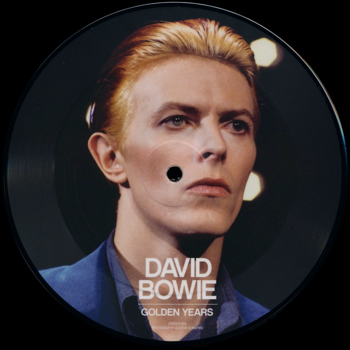 Golden Years Pic Disc